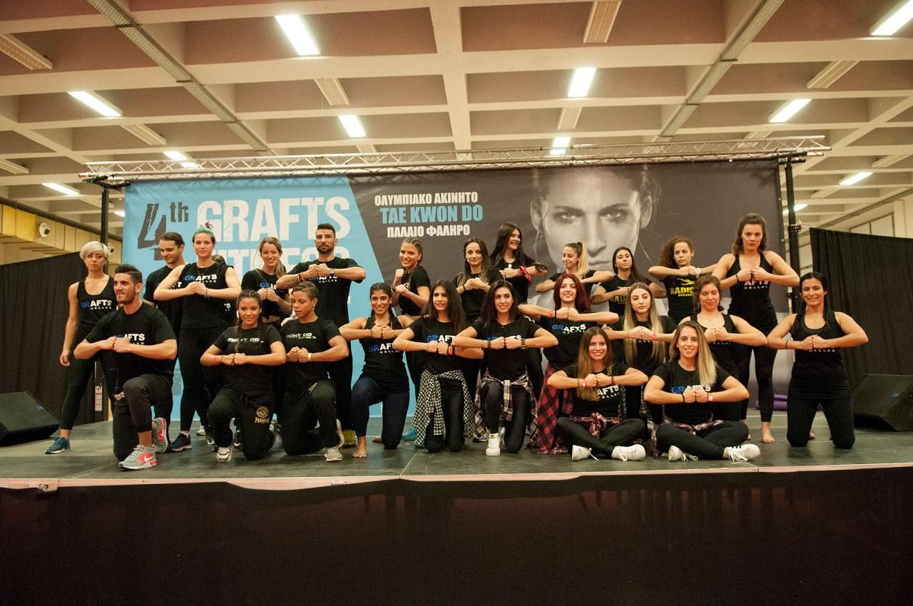 Grafts Hellas show team 2016