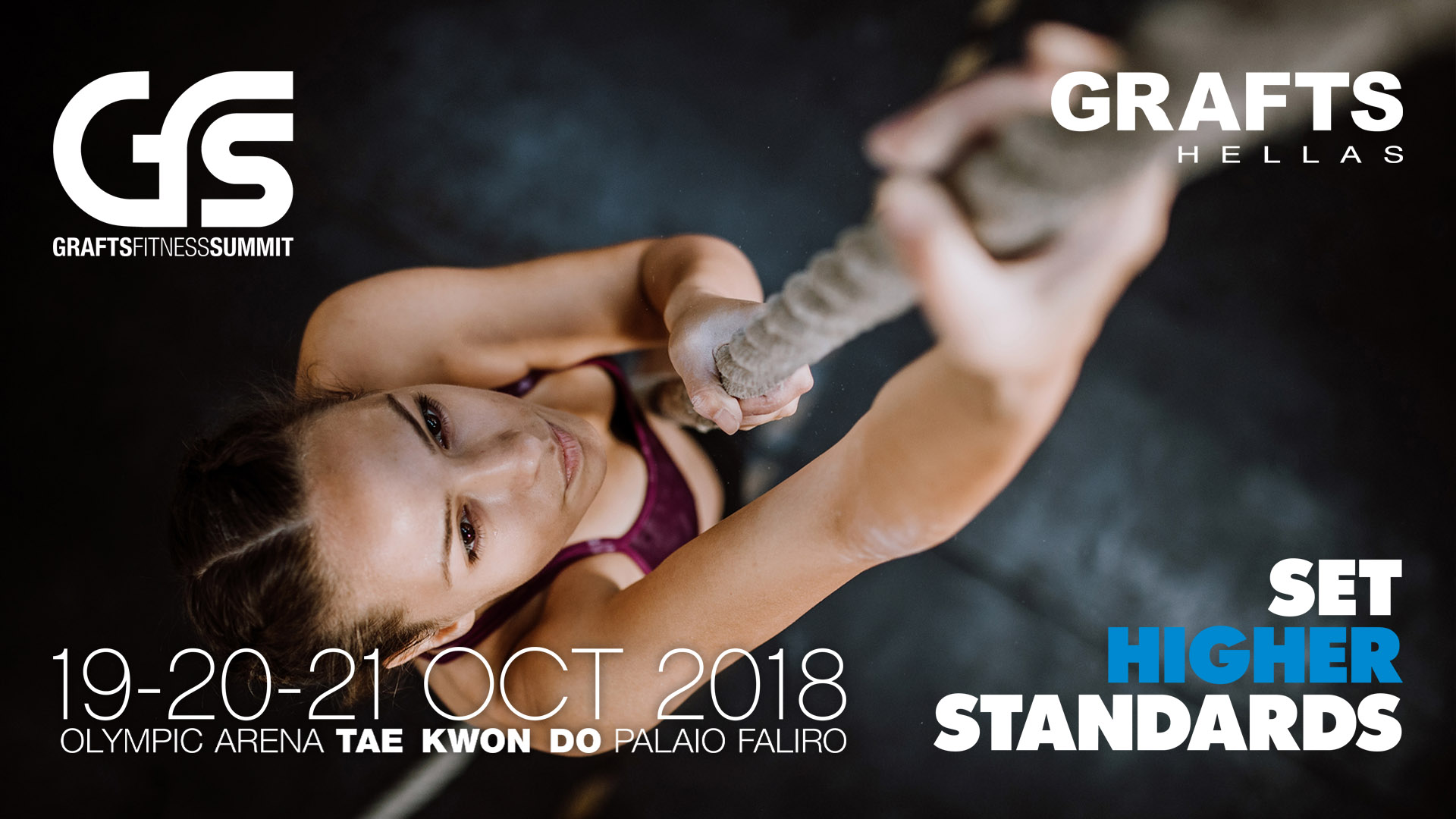 6th GRAFTS Fitness Summit 2018 event cover