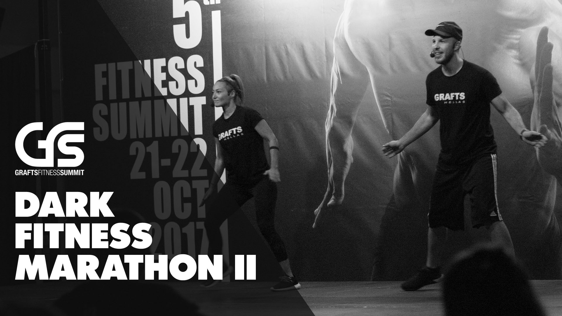 6th GRAFTS Fitness Summit - Dark Fitness Marathon II banner