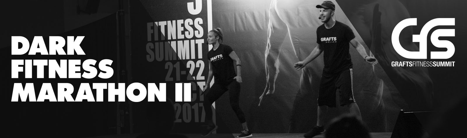 6th GFS 2018 - Dark Fitness Marathon II banner