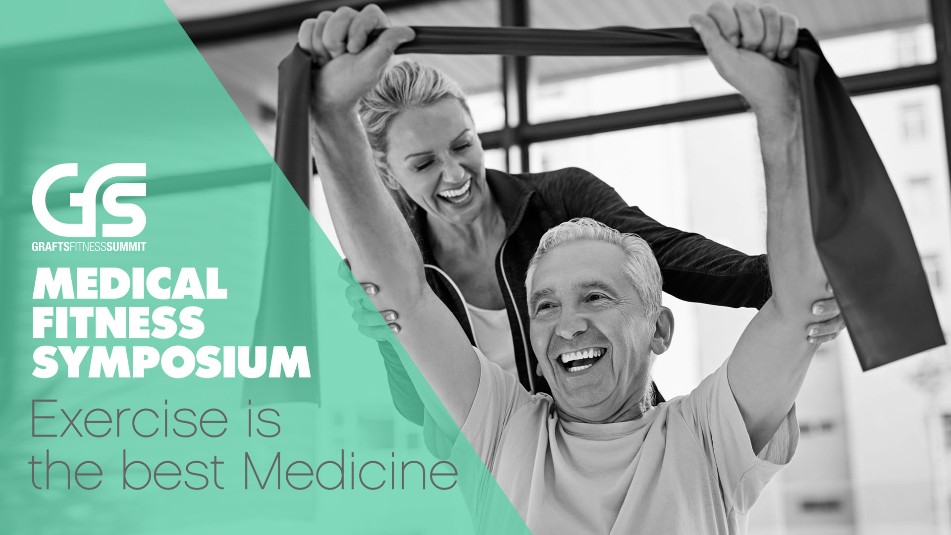 6th GRAFTS Fitness Summit - Medical Fitness Symposium banner