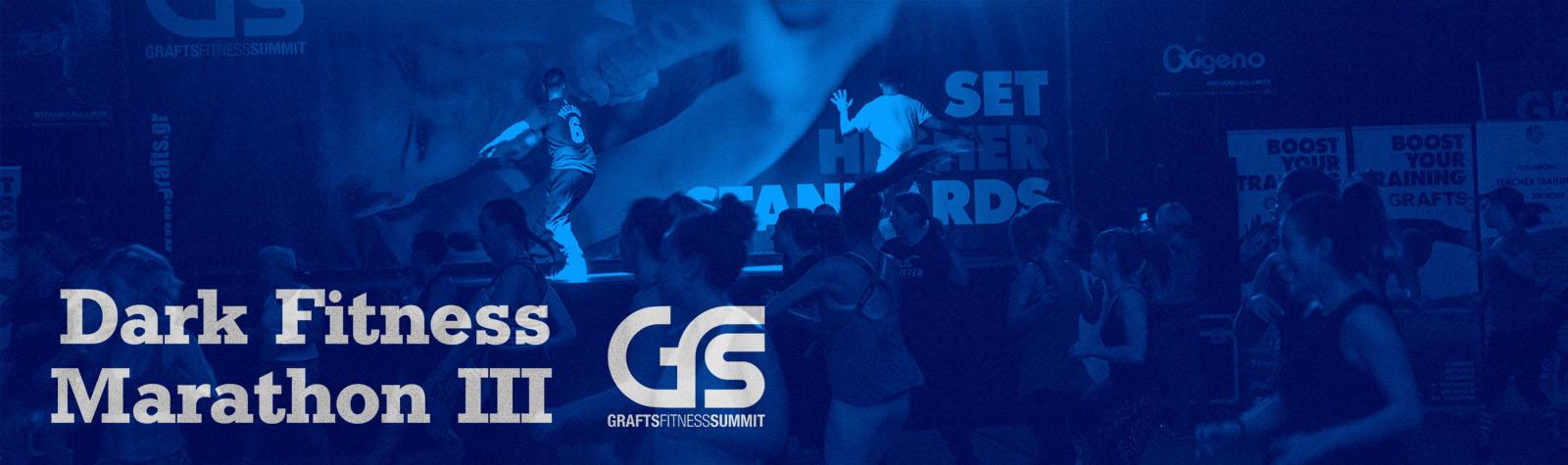 7th GFS 2019 - Dark Fitness Marathon III banner