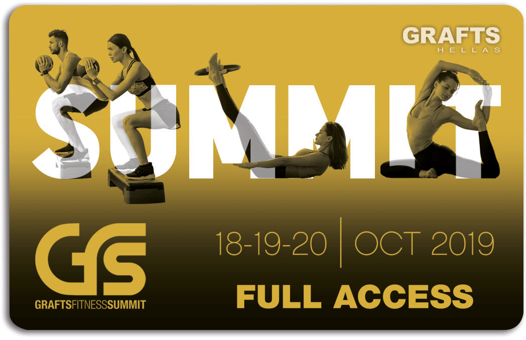7th Grafts Fitness Summit - Gold Card