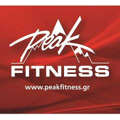 Peak Fitness gym logo