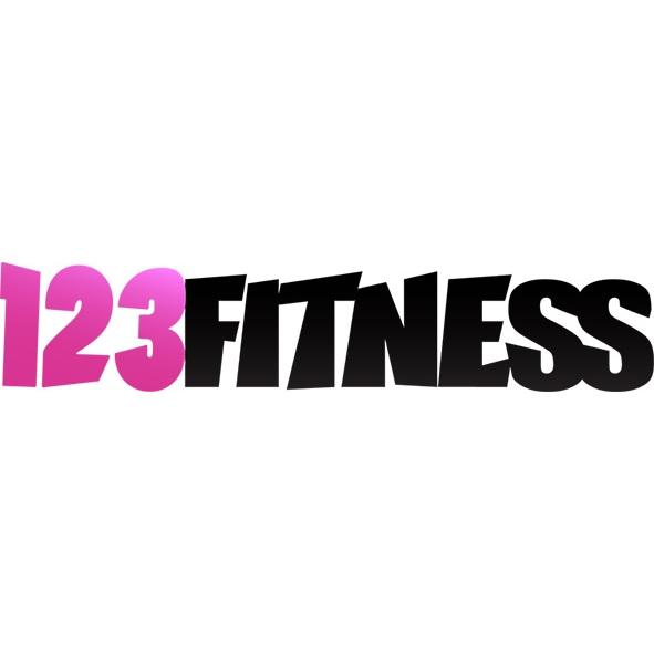 123Fitness Logo