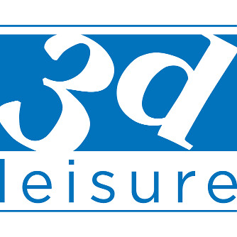 3d Leisure Logo