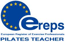 EREPS Pilates Teacher Logo