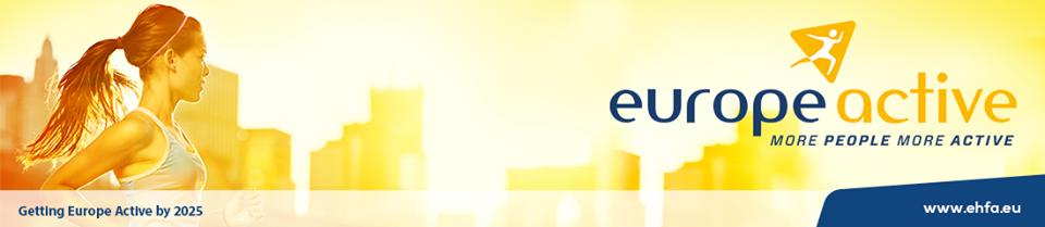 EuropeActive Banner