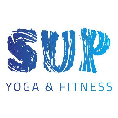 SUP Yoga & Fitness logo