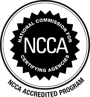 NCCA Accredited Program Logo