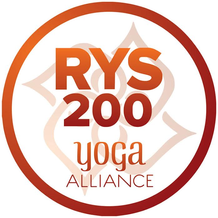 RYS-200 Yoga Alliance Standard Logo