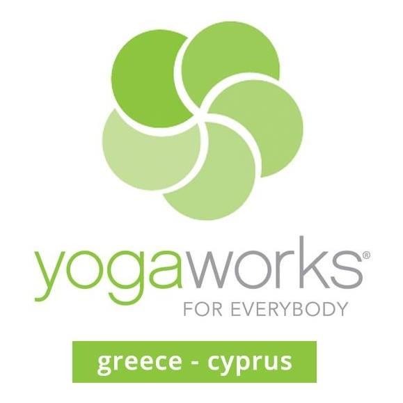 YogaWorks Greece - Cyprus Logo