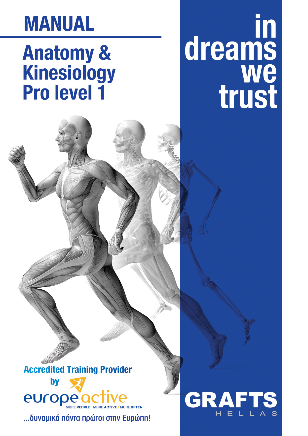 Grafts Hellas manual - Anatomy and Kinesiology - Pro Level 1