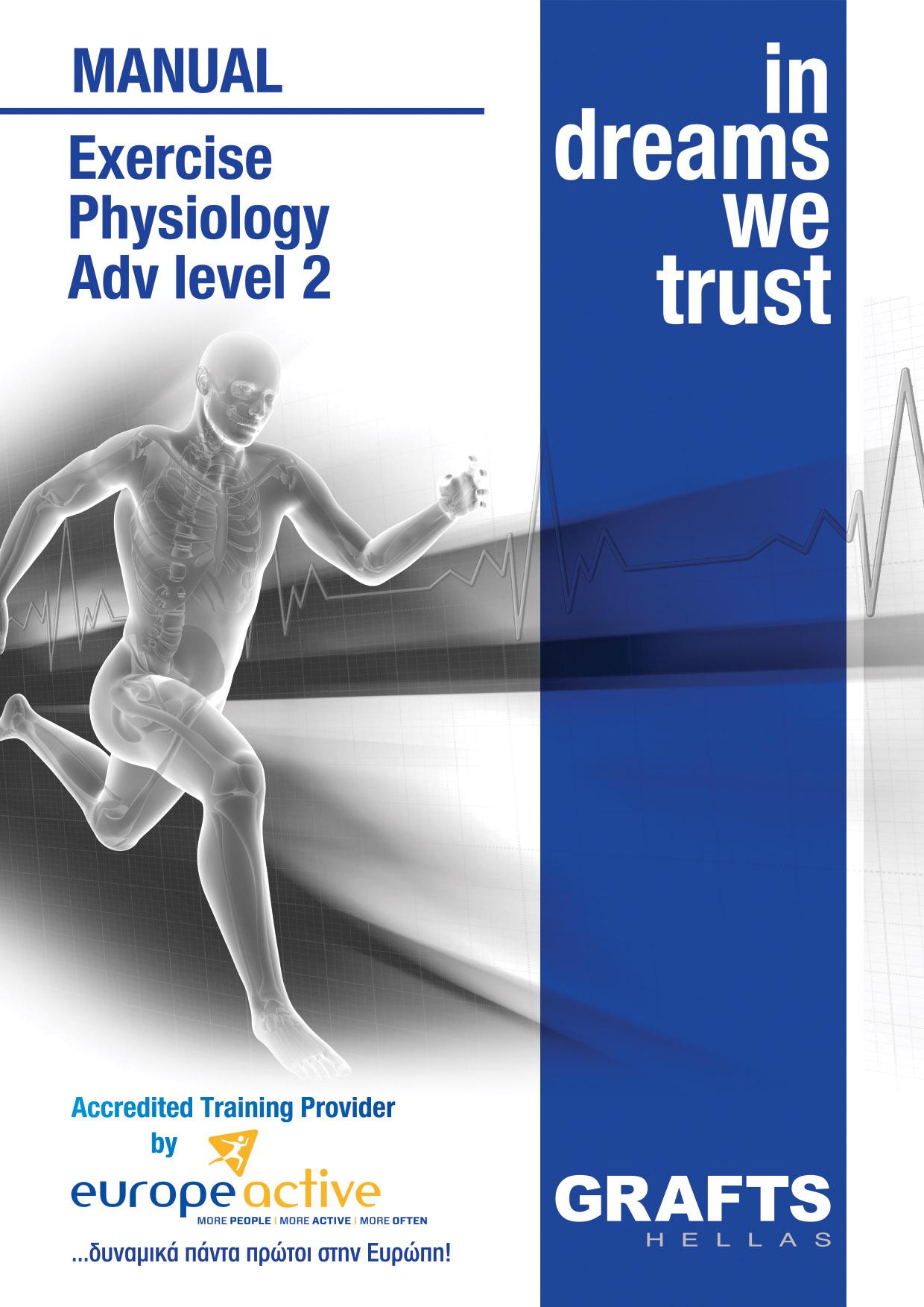 Grafts Hellas manual - Φυσιολογία της Άσκησης - Adv Level 2