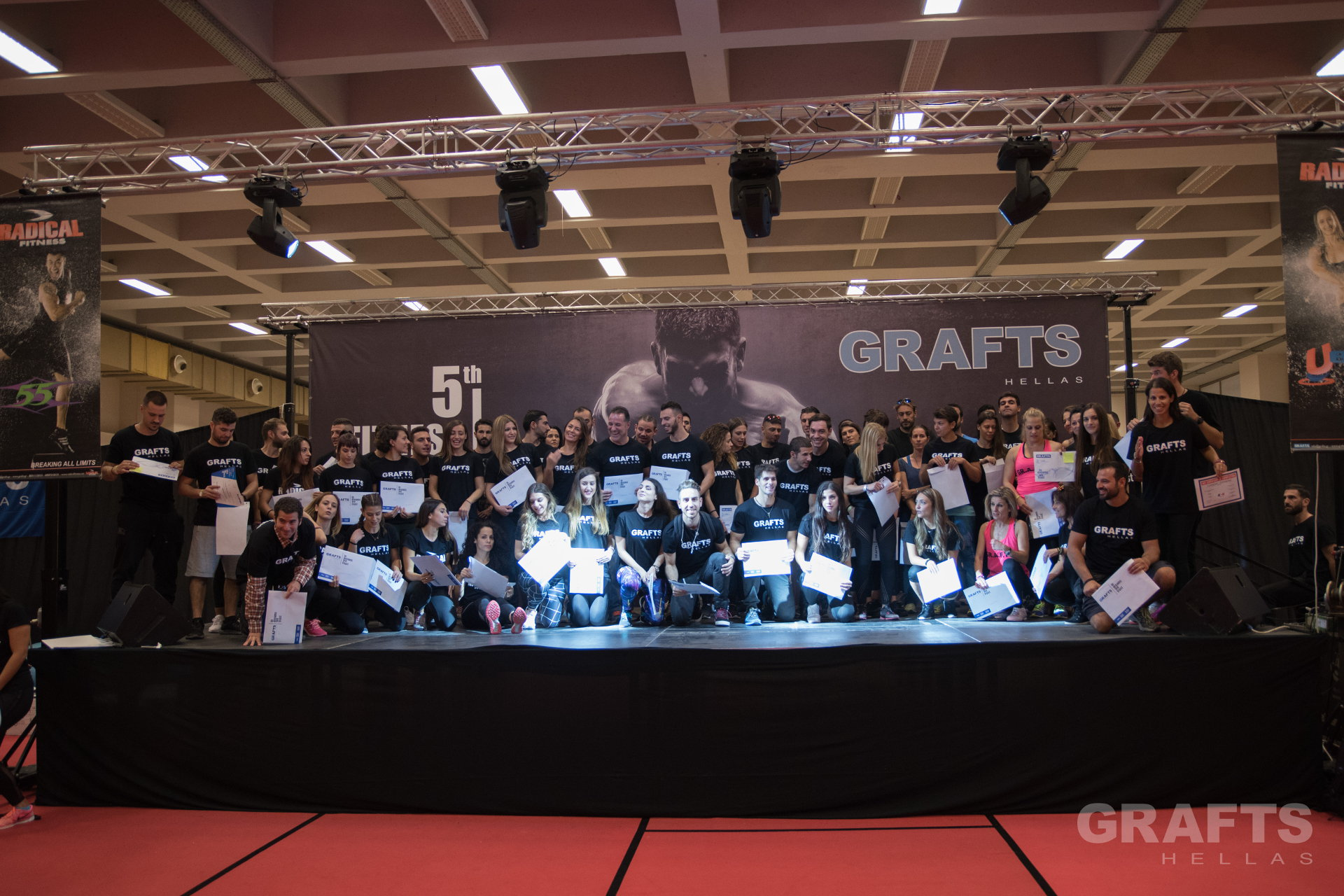 GRAFTS Hellas - Athens graduation 2017 - Photo 2