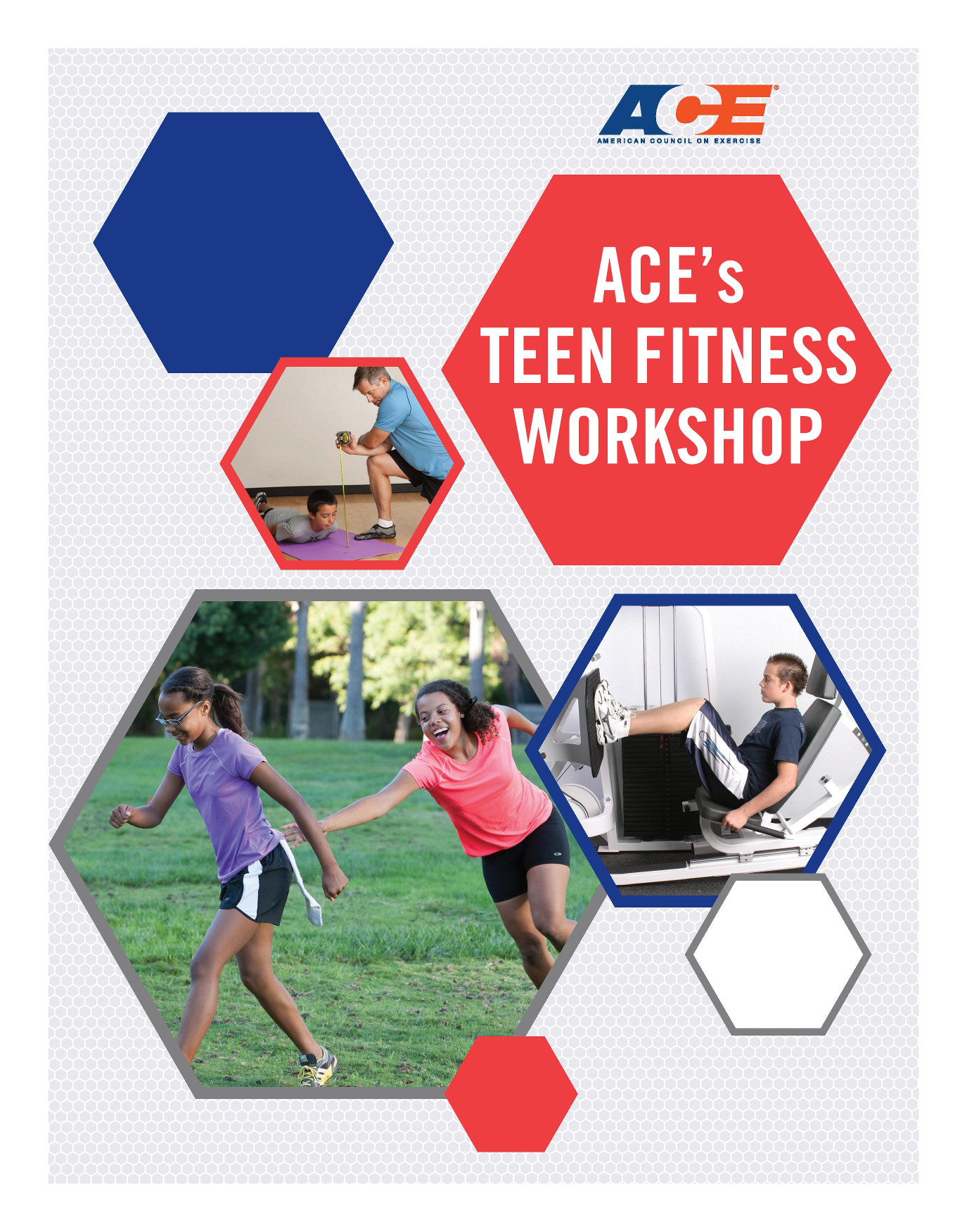 ACE Teen Fitness Workshop cover