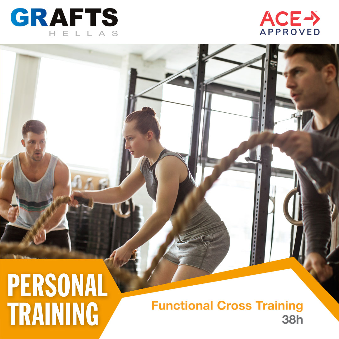 Grafts Hellas poster - Functional Cross Training