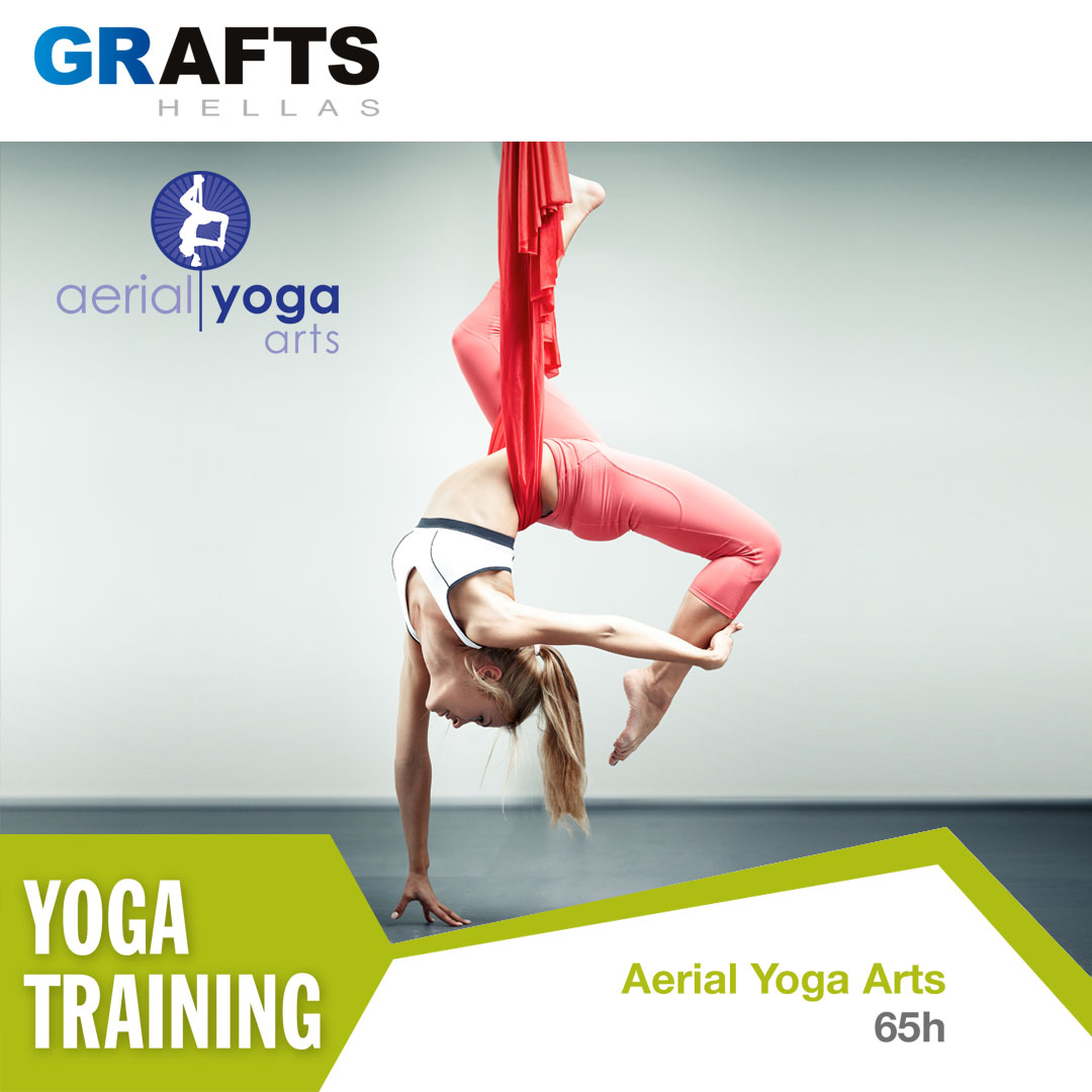 Grafts Hellas poster - Aerial Yoga Arts