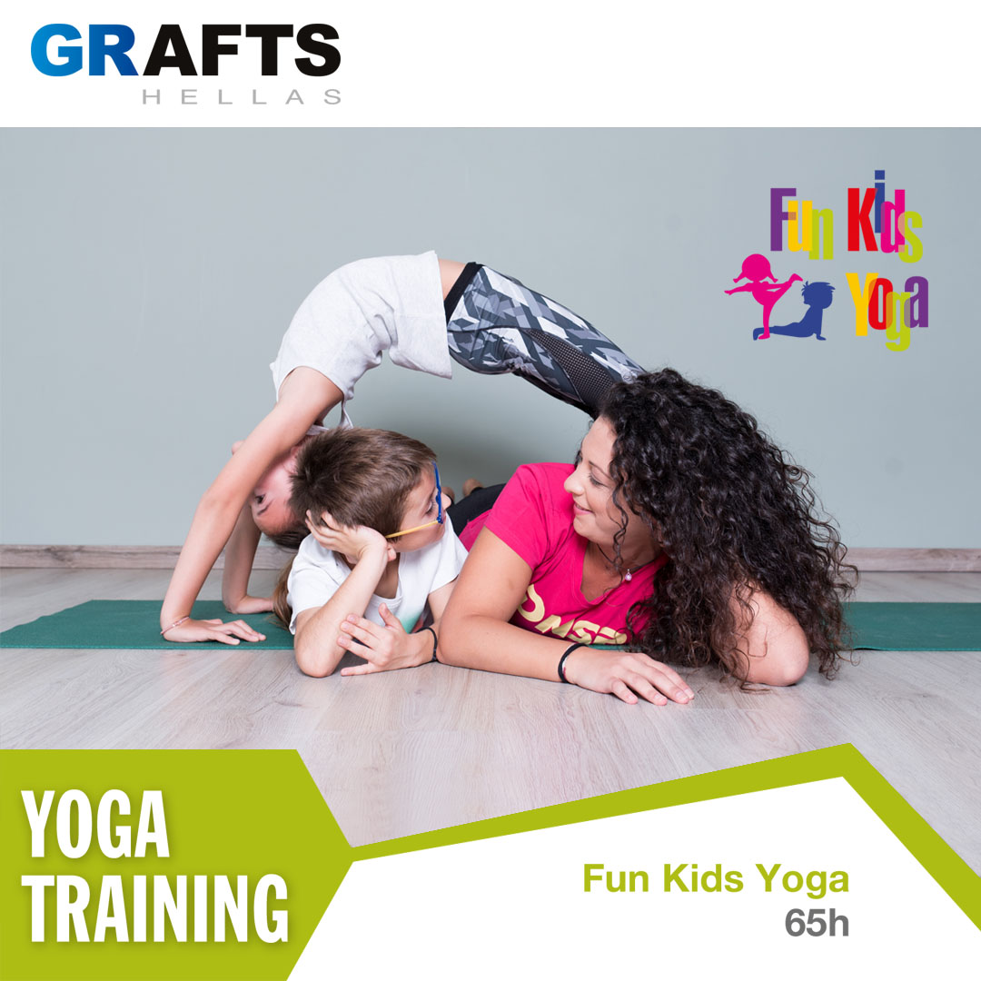 Grafts Hellas poster - Fun Kids Yoga
