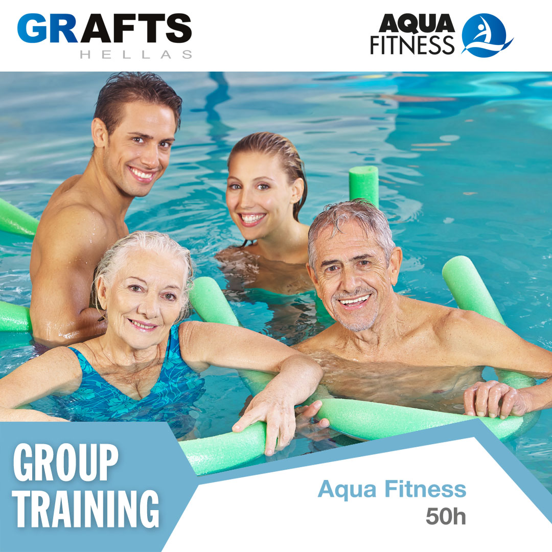 Grafts Hellas poster - Aqua Fitness