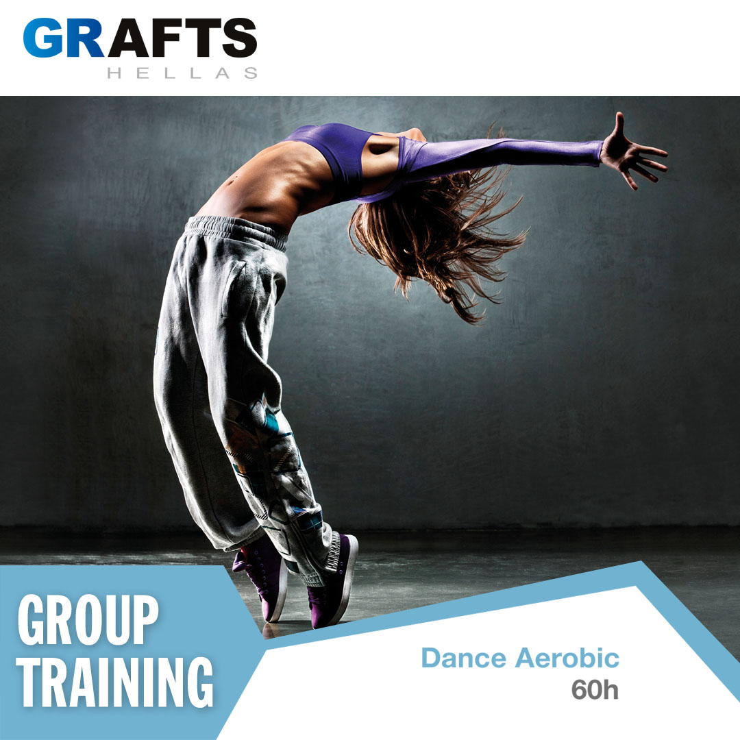 Grafts Hellas poster - Dance Aerobic